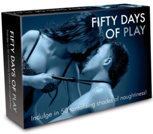 fifty days of play sexspil